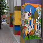 London Art Hike: Downtown Murals Pt. 1