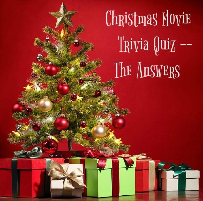 christmas movie trivia quiz answers