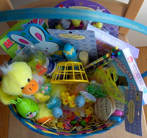 50 ideas for filling easter baskets creative cynchronicity 50 ideas for filling easter baskets from creativecynchronicity negle Image collections