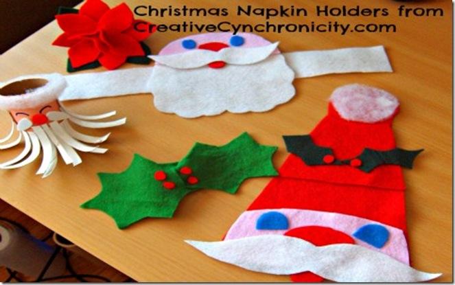 ChristmasnapkinringsfromCreativeCynchronicityfeat