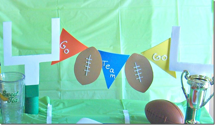 #SnickersMinisfootballpartydecorations2