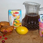 #FamilyTeaTime with Lipton Tea & Honey Pitcher Packets