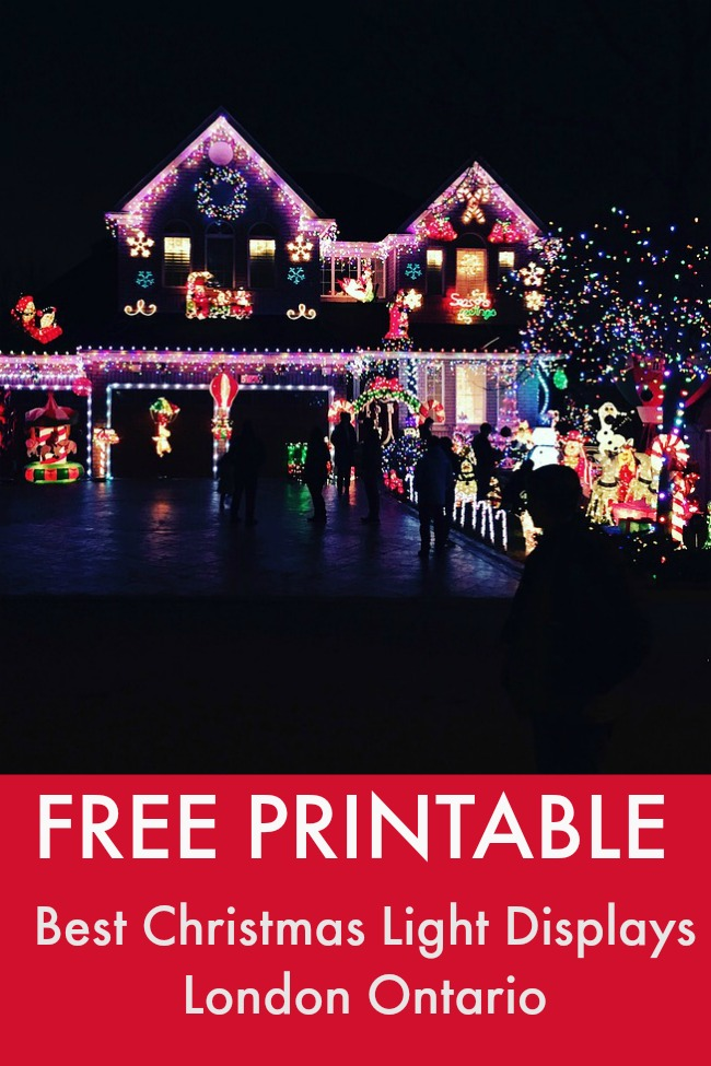 free printable christmas lights london ontario