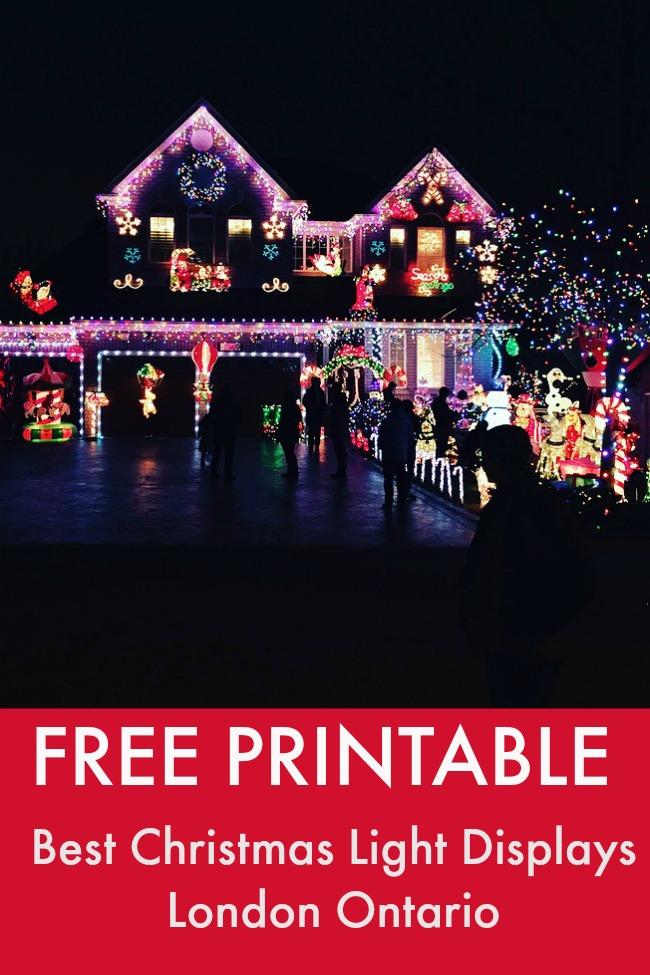 free printable christmas lights london ontario