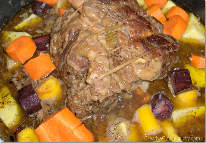 #CanadianBeef Pot Roast CreativeCynchronicity.com