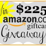 Giveaway: Win a $225 Amazon Gift Card!