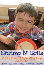 Shrimp N Grits Blog Hop