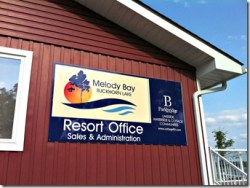 Day One at Parkbridge Resorts: Melody Bay