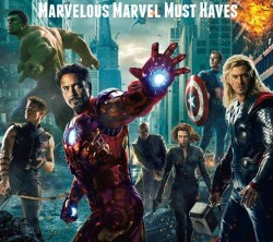 Marvellous Marvel Must Haves – Holiday Gift Guide
