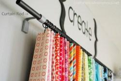 11 Ways to Organize Fabric