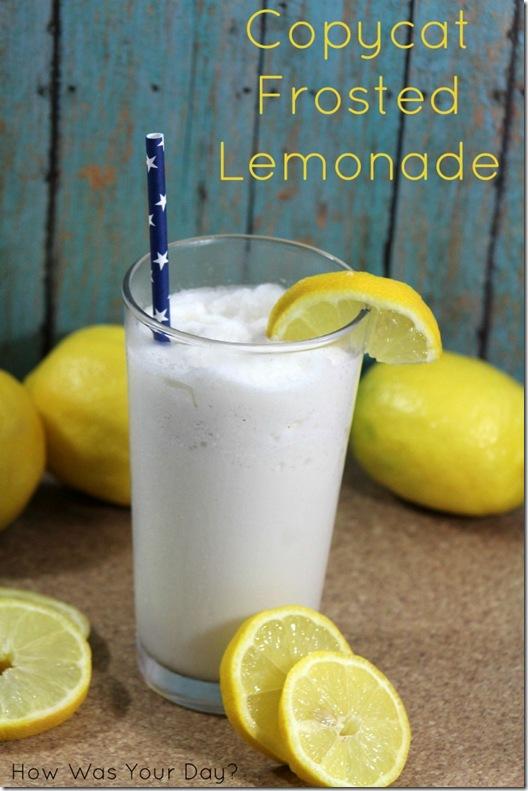 Copycat-frosted-lemonade