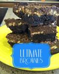 Really Delicious Ultimate Brownies Recipe
