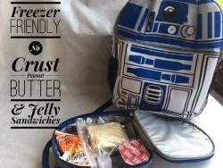 Freezer Friendly No Crust Peanut Butter & Jelly Sandwiches {#12DaysOf Lunch Ideas}