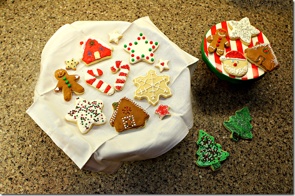 family favourite christmas cookies