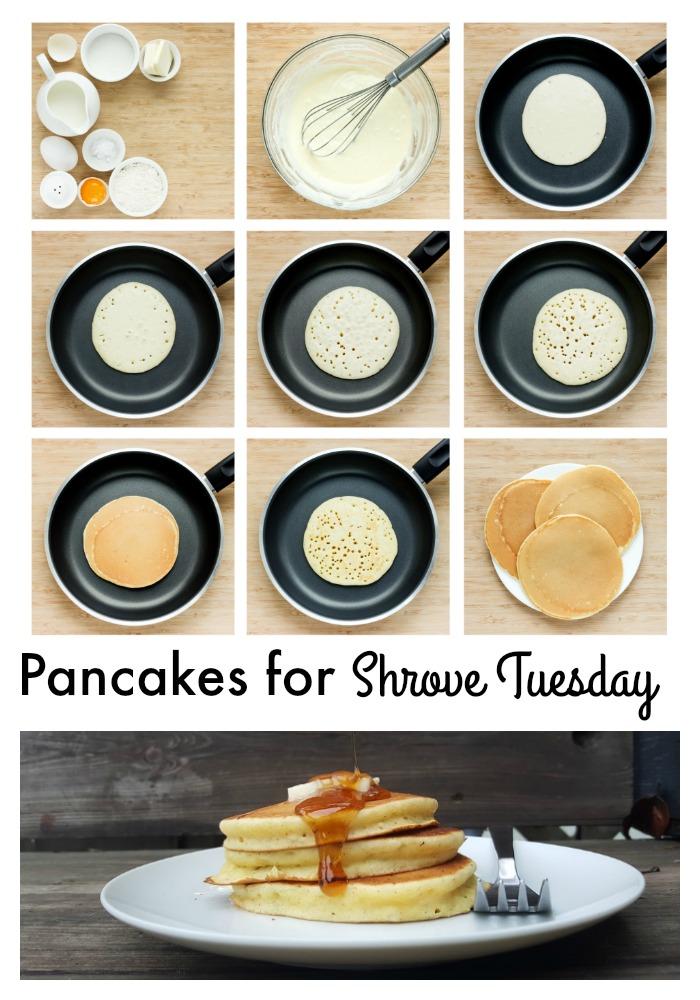 Pancake Recipe Roundup for Shrove Tuesday