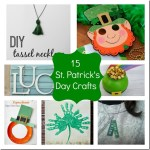 15 Fun St. Patrick's Day Crafts