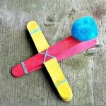 DIY Craft Stick Catapult