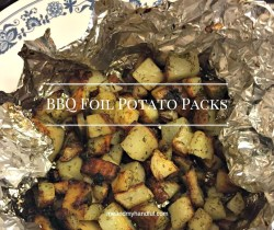 BBQ Foil Potato Packs