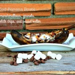 Grilled Banana Boats Recipe