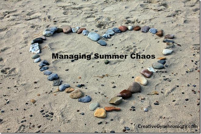 managing summer chaos