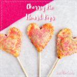 Cherry Pie Pops Recipe
