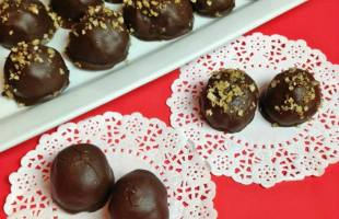 Chocolate Coconut Bonbons Recipe