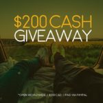 Spring Break PayPal Cash Giveaway