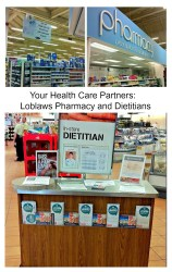 Your Health Care Partners – Loblaws Pharmacists and Dietitians