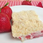 Strawberry Crunch Bars Recipe