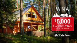 You Could Win a $5000 Vacation Rental