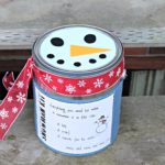 DIY Build a Snowman Kit