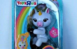 Holiday Giveaway: Unicorn Fingerling