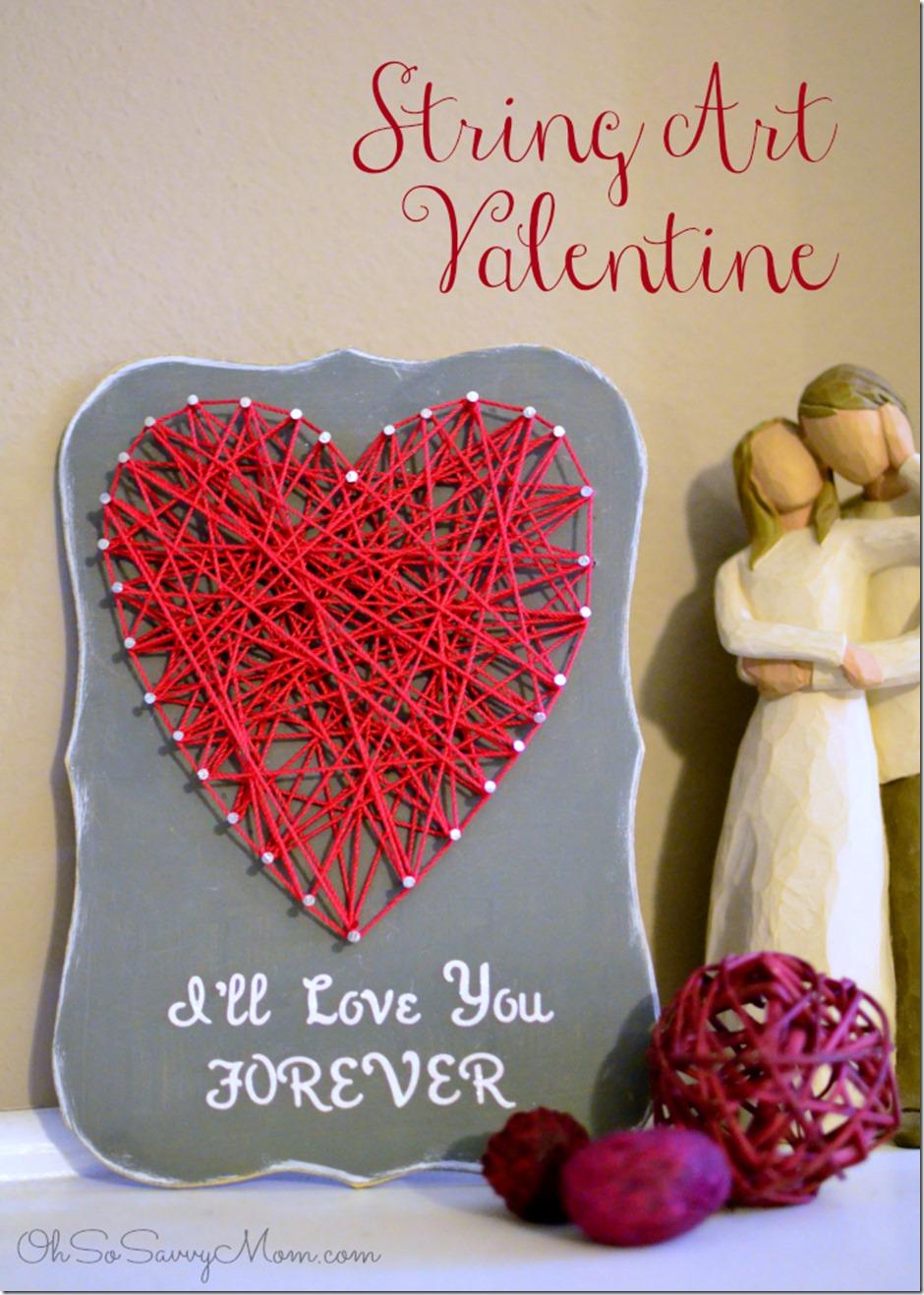 String-Art-Valentine