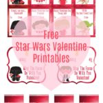 Star Wars Inspired Printable Valentines