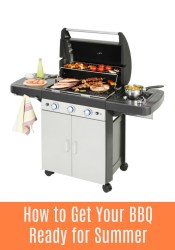 How to Get Your BBQ Ready for Summer