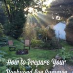 How to Prepare Your Backyard for Summer