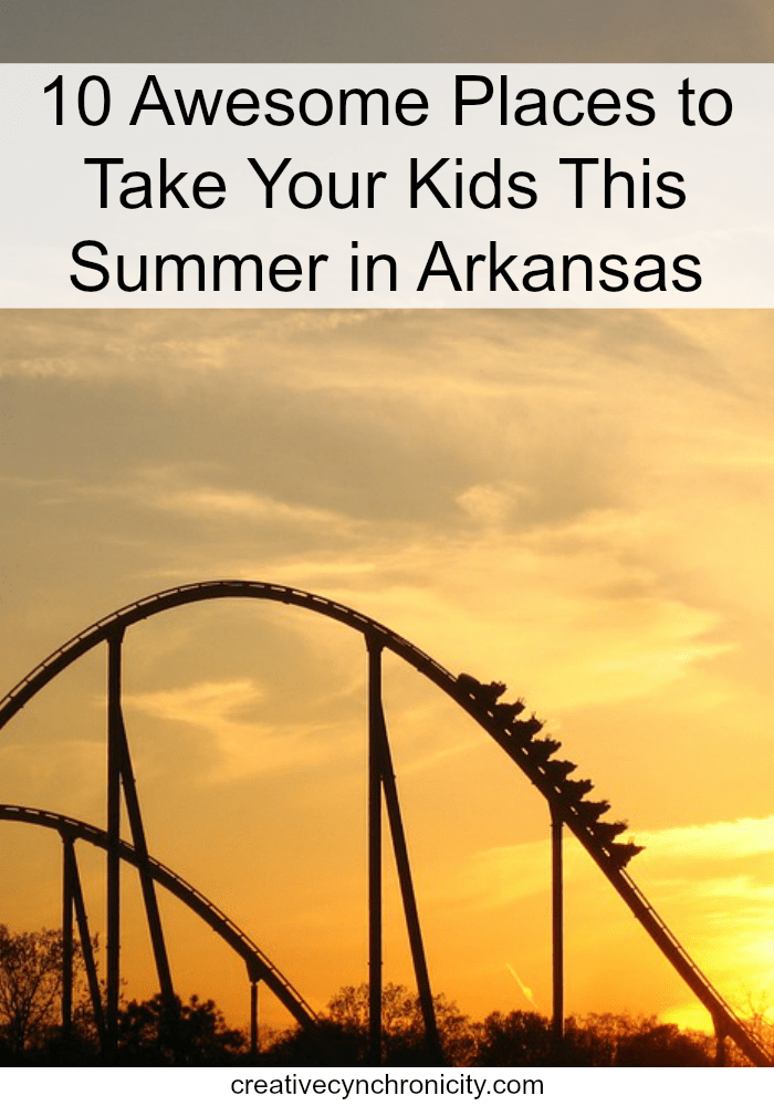 10 Awesome Places Arkansas