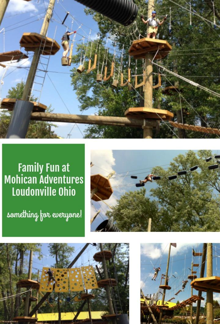 Mohican Adventures Loudonville Ohio