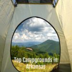 Top Campgrounds in Arkansas