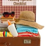 Vacation Packing Tips and Checklist