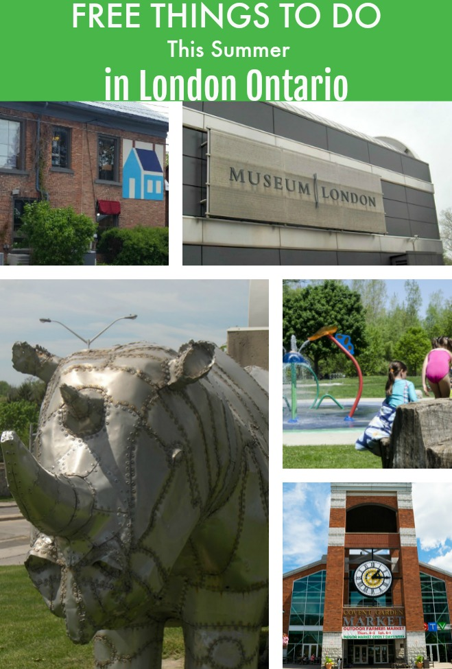 free things to do this summer in london ontario