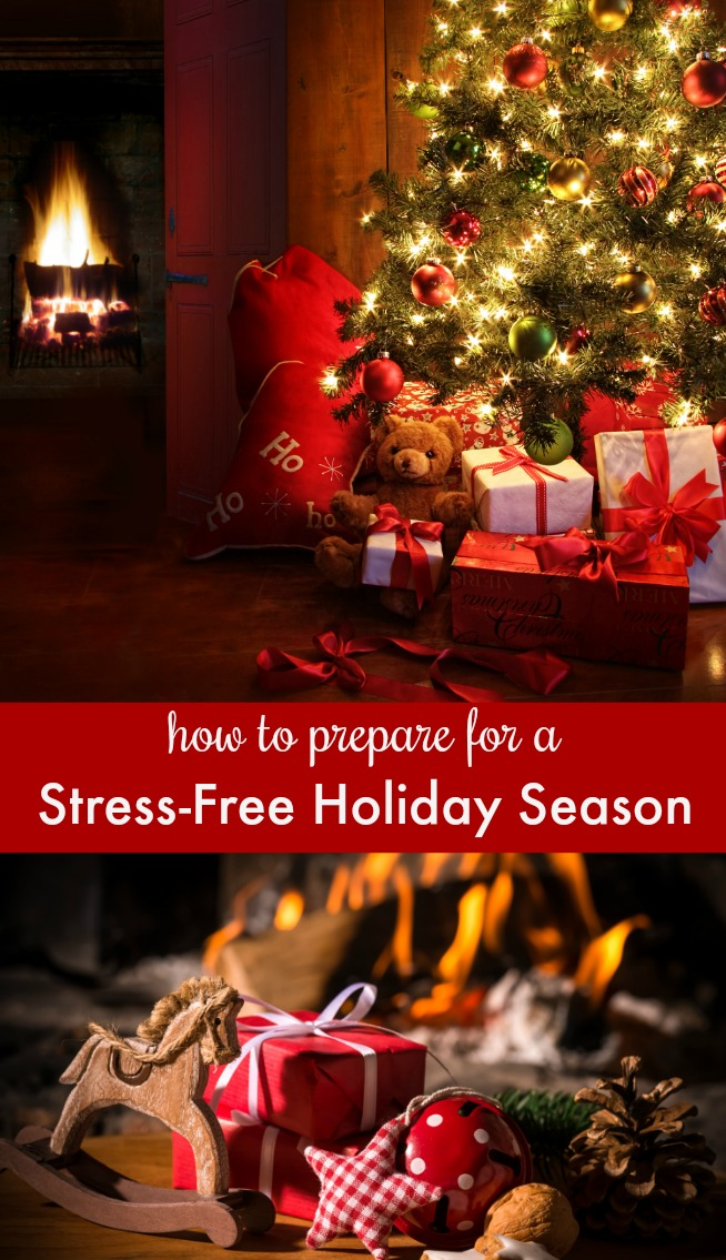 How to Prepare for a Stress-Free Holiday Season