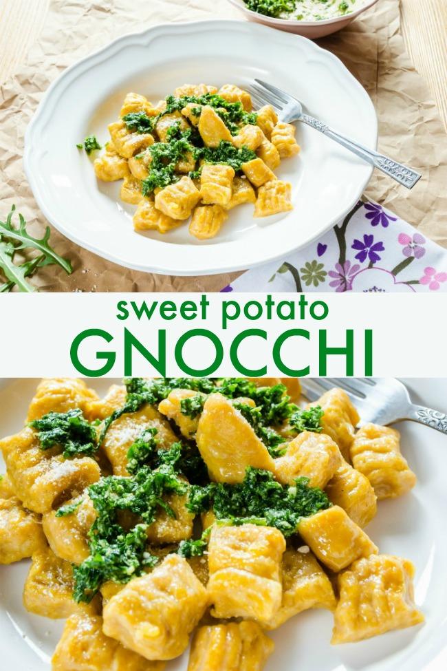 delicious sweet potato gnocchi recipe