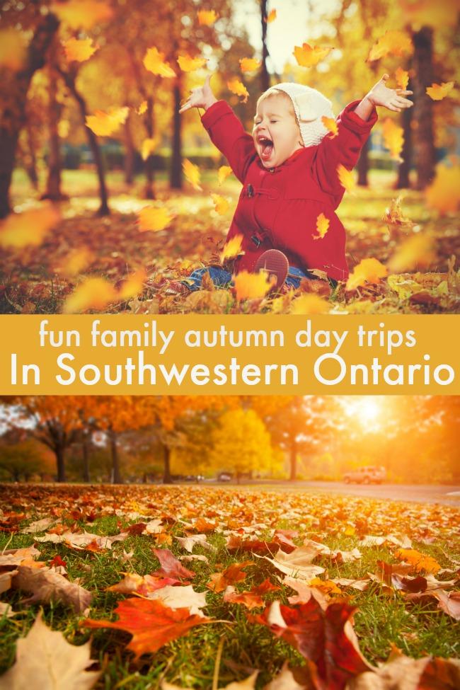 fun family autumn day trips southwestern ontario