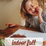 Indoor Fall Family Fun Activities to Keep Everyone Busy!