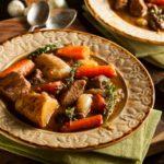 Homemade Irish Stew Recipe