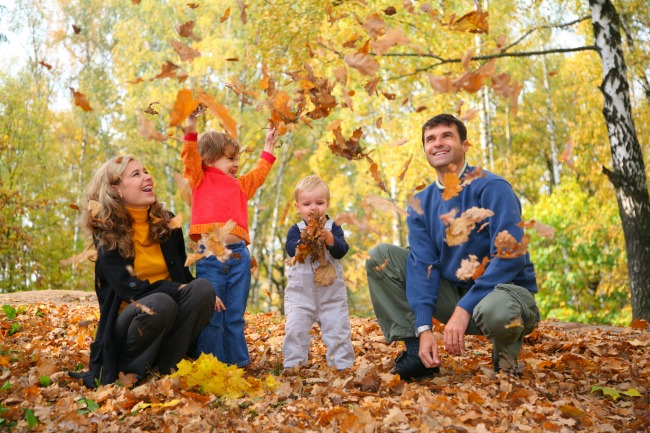 family fun ideas for November