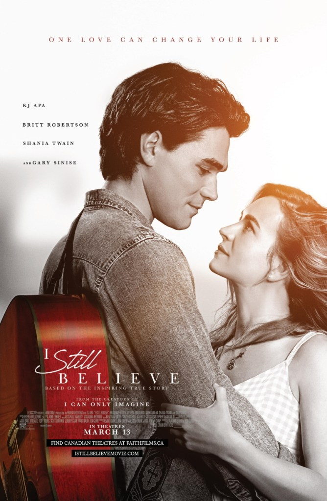 I Still Believe Movie: Inspiring, Uplifting, Life-Changing