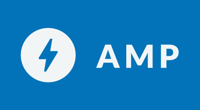 amp banner