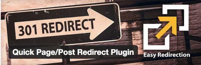 quick redirection plugin